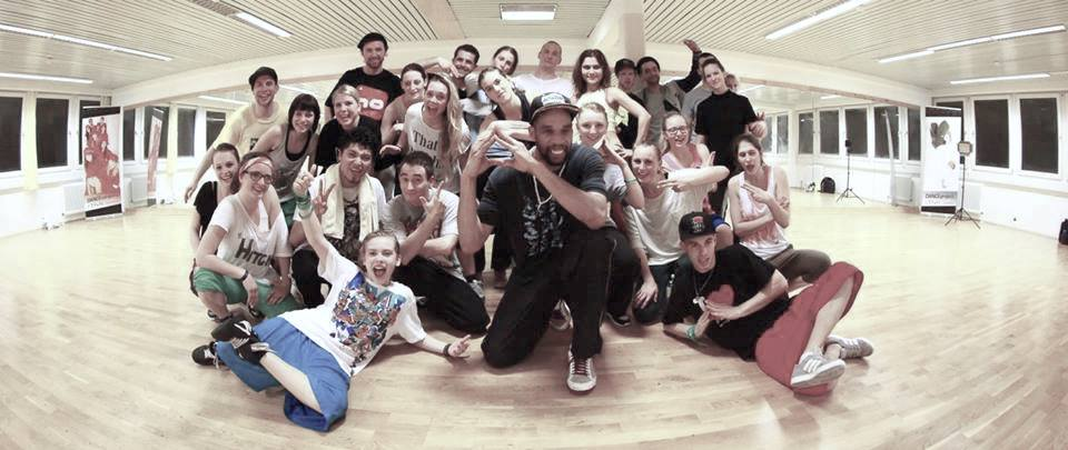 DANCEworkshop with Caleaf Sellers | 12.3.17 | Linz